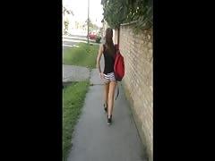 Serbia voyeur I Nice Teen Ass