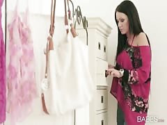 Step Mom Lessons - Anita Bellini and Nia Black on stepmomlessons.hugescock.