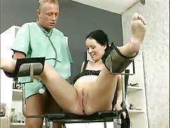 Pregnant pisser