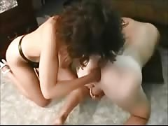 Man getting fisting from girl amateur