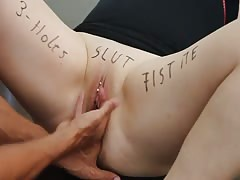 Subwife -  fist after 48 houres 24-7 Sexslave